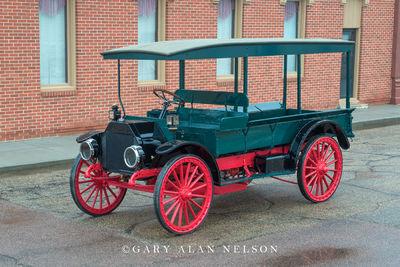 1915 International High Wheeler EX
