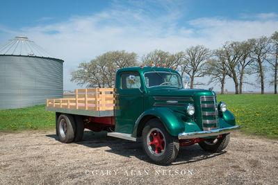 1938 Mack Model EE