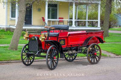 1911 REO Model H Power Wagon