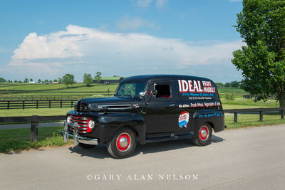 1948 Ford F-1 Delivery Van