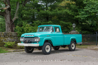 1959 Ford F-250 4x4