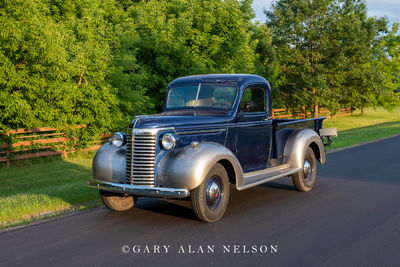 1940 Chevrolet 1/2 ton pickup