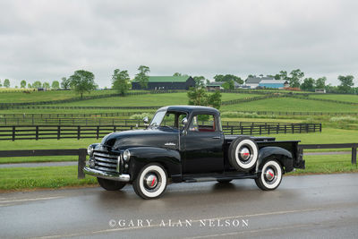 1953 GMC 1/2 ton long bed pick-up