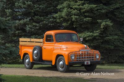 1950 International L-120 3/4 ton pickup