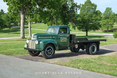 1945 Ford 1.5 Ton Flatbed