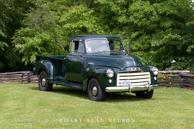 1953 GMC Longbed Pickup