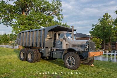 1943 Mack FCSW Mining Dump Truck