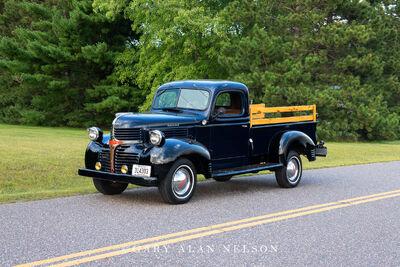 1947 Dodge Series WC 1/2 ton Pickup