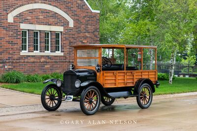 1925 Ford Woodie Wagon