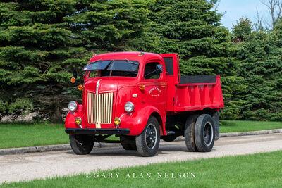 1947 Ford COE Dump Truck