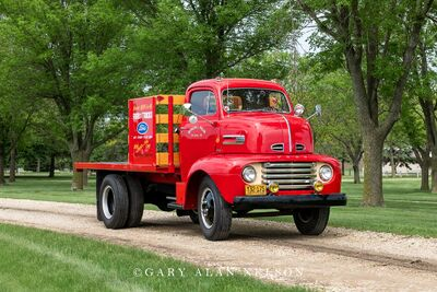1948 Ford COE F-6 Flatbed