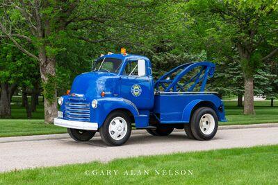 1953 Chevrolet COE Wrecker