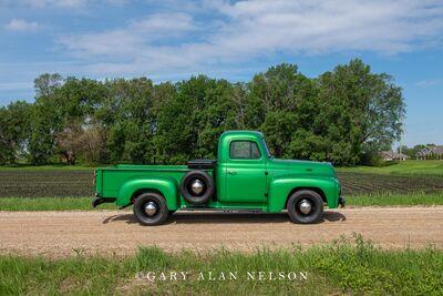 1953 - 1955 International Model R-100 Pickup