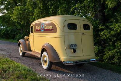 1938 Chevrolet 3/4 ton Panel Truck