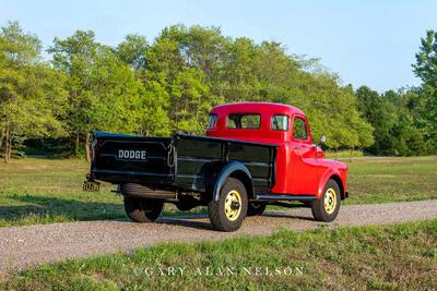 1951 Dodge B-3-D One-Ton Pickup