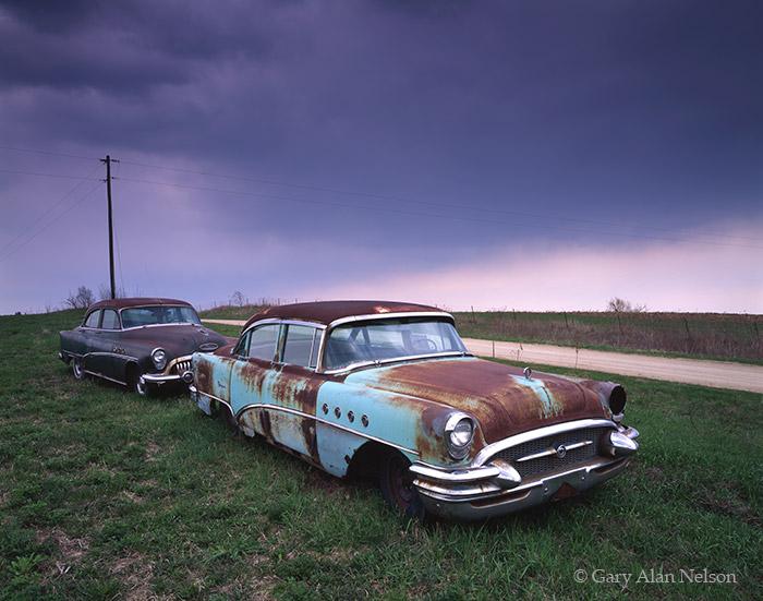 Buick, weather, minnesota, rural, photo