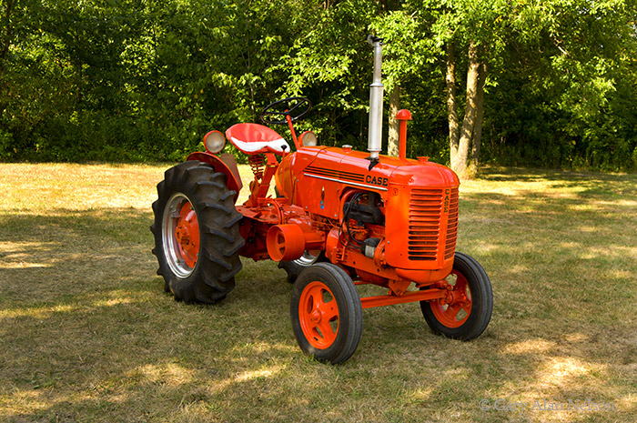Case Tractor Posters : Case model v gary alan nelson photography