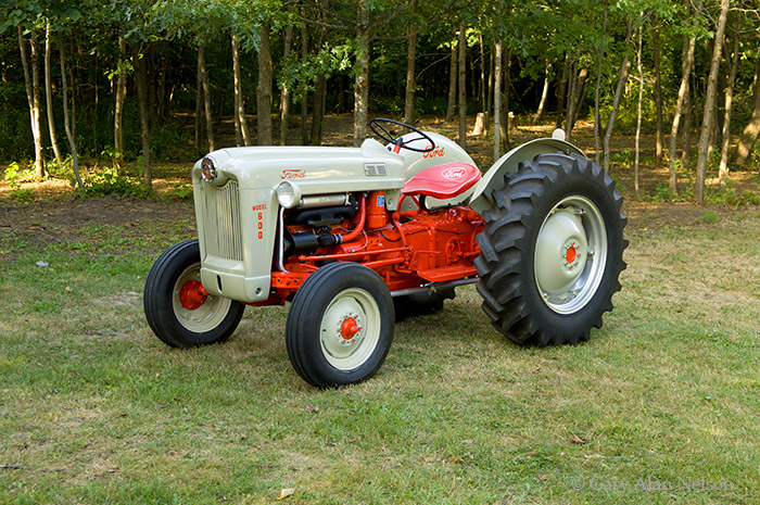 1956 Ford 640 Tractor Fenders : Ford gary alan nelson photography