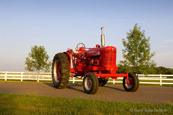 farmall, super M-TA, photo