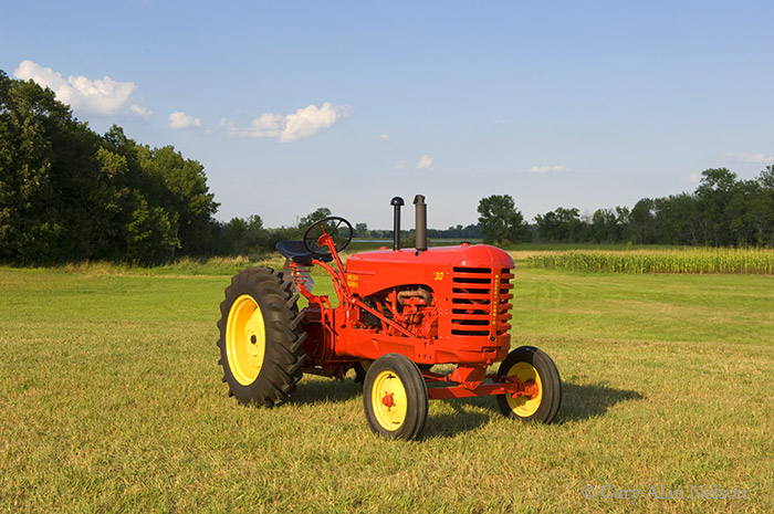 massey-Harris, Model 30, photo