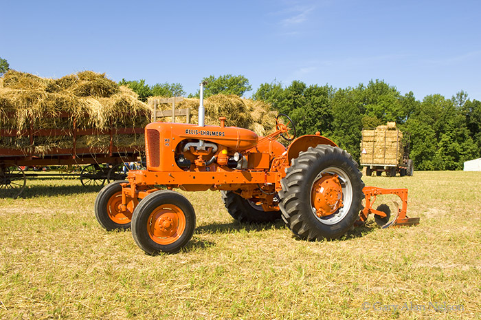 allis-chalmers, WD-45, photo