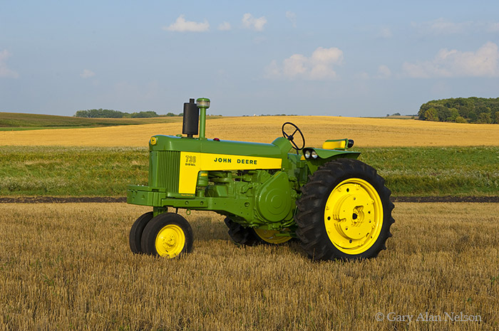 john deere, 730 diesel, photo