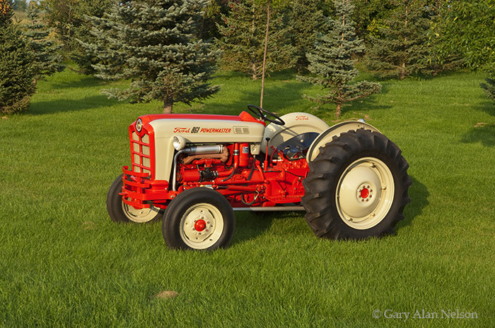 Ford Powermaster Tractor : Ford powermaster gary alan nelson photography