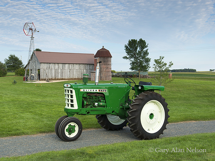 Diesel For Sale >> 1964 Oliver 770 Row Crop | AT-12-90-OL | Gary Alan Nelson Photography