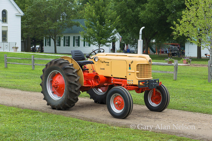 1956 Case Tractor : Case series model at ca gary alan