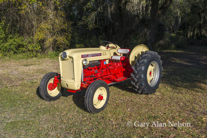 Industrial Ford 2000 Tractor : Ford industrial at fo gary alan nelson