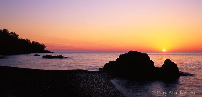 North Shore of Lake Superior, Minnesota, photo