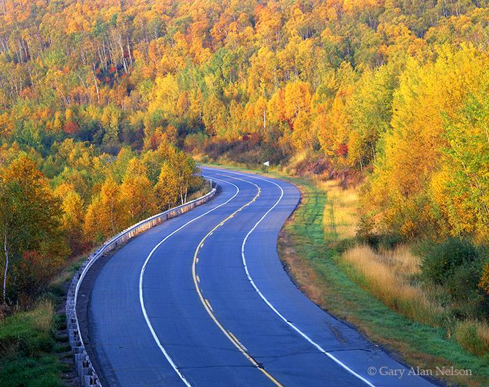 minnesota, north shore, highway 61, lake superior, photo