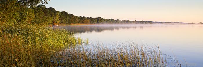 Leech lake, minnesota, photo