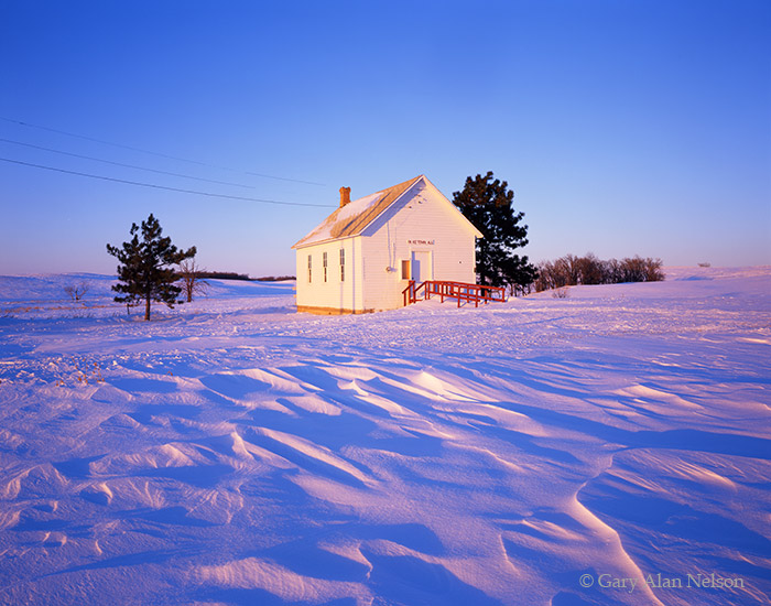 minnesota, town hall, snow, sculptured snow, photo