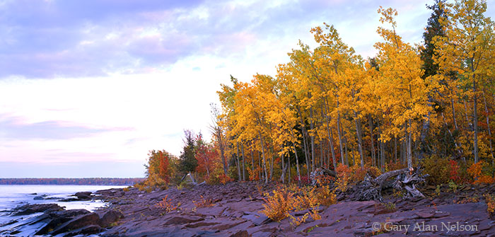 Porcupine Mountains State Park, Michigan, lake superior, photo