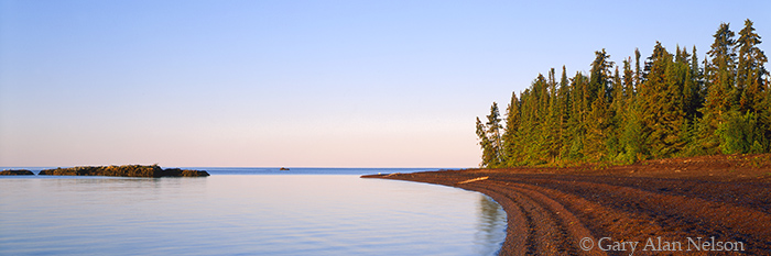 pebble, lake superior, minnesota, beach, photo