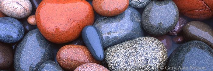 stones, lake superior, minnesota, photo