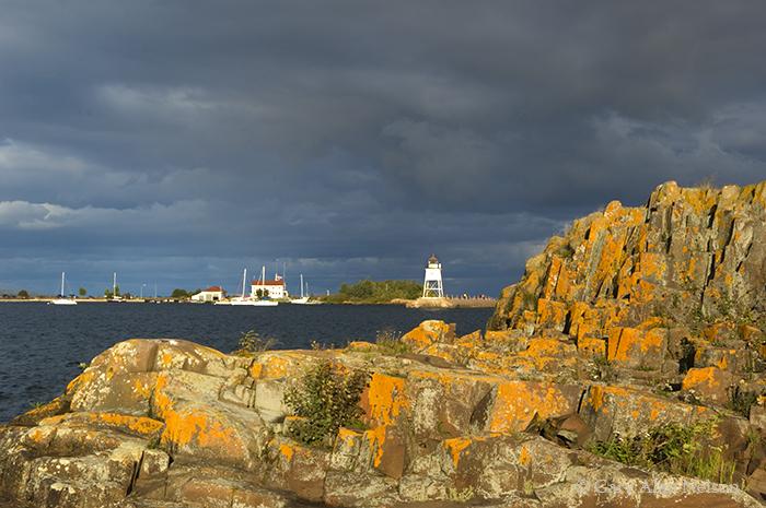 grand marais, storm, photo