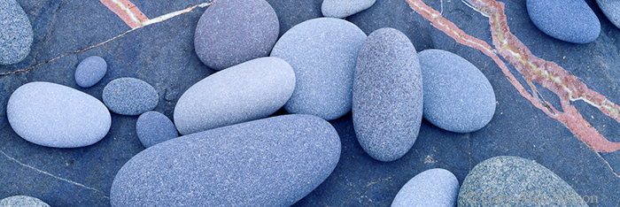 pebbles, north shore, lake superior, minnesota, photo