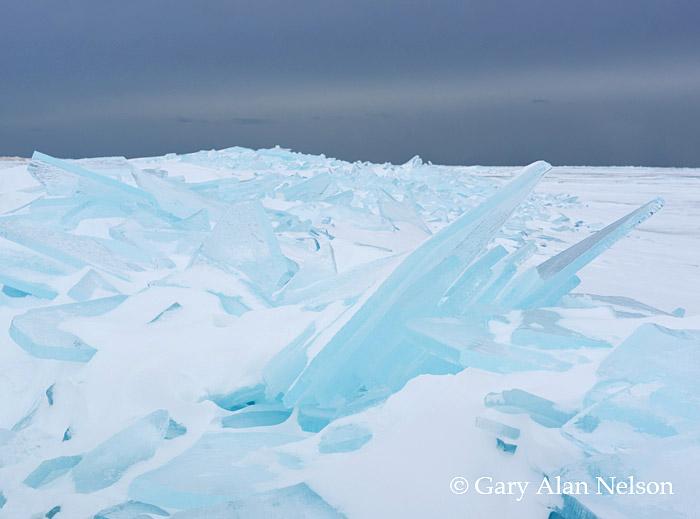 ice, minnesota, lake superior, photo