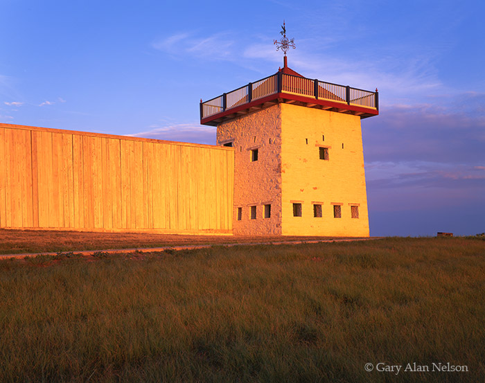 Fort Union national historic site, historic site, north dakota, missouri river, photo