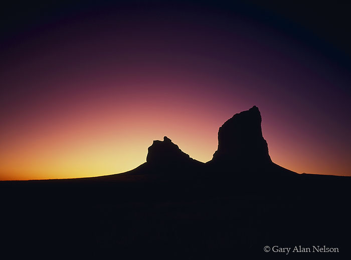 Courthouse and Jailhouse Rocks by Gary Alan Nelson