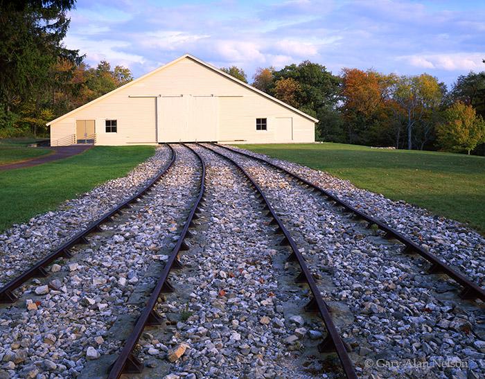 pennsylvania, railroad, historic site, photo