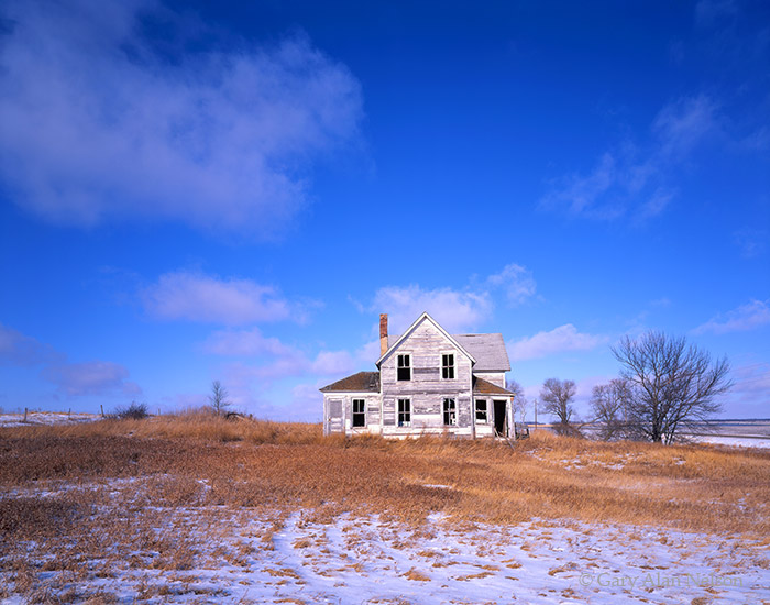 south dakota, dwelling, photo