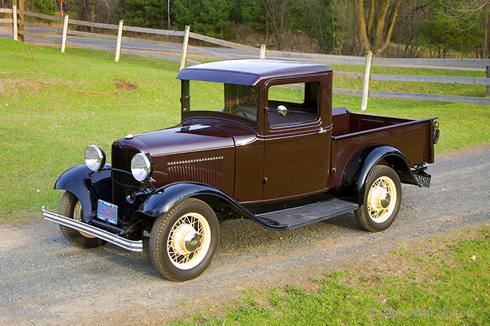 1932 Ford Pickup, photo