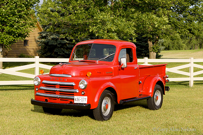 1949 Dodge B1b 12 Ton Pickup on old international trucks