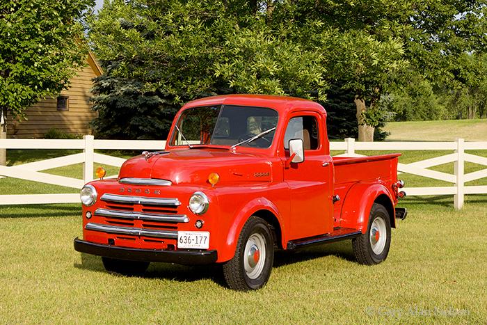 1949 Dodge B1b 1 2 Ton Pickup Gary Alan Nelson Photography