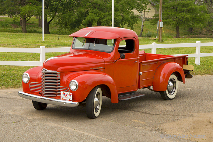 Dodge Pickup Truck >> 1948 International KB2 | | Gary Alan Nelson Photography