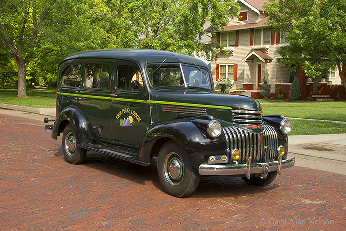 Subarban >> 1946 Chevrolet Suburban | VT-08-108-CH | Gary Alan Nelson Photography