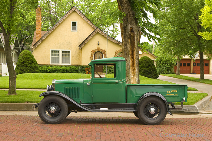 1931 Chevrolet Independence Pickup Vt 08 19 Ch Gary